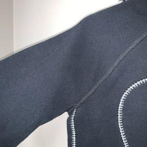 lululemon athletica Tops - Lululemon Special Edition Black Scuba Hoodie - SZ